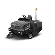 Zit veeg/ zuigmachine KM 150/500 R D 4 W