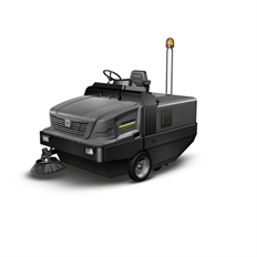 Zit veeg/zuigmachine KM 170/600 R Lpg