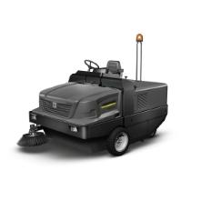 Diesel Veeg, zuigmachine
