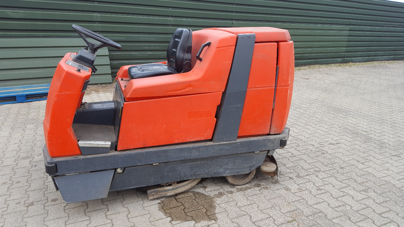 Hako B1100 Schrobmachine