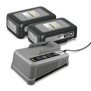 Starter kit Battery Power+ 18/30