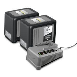Starter kit Battery Power+ 36/60
