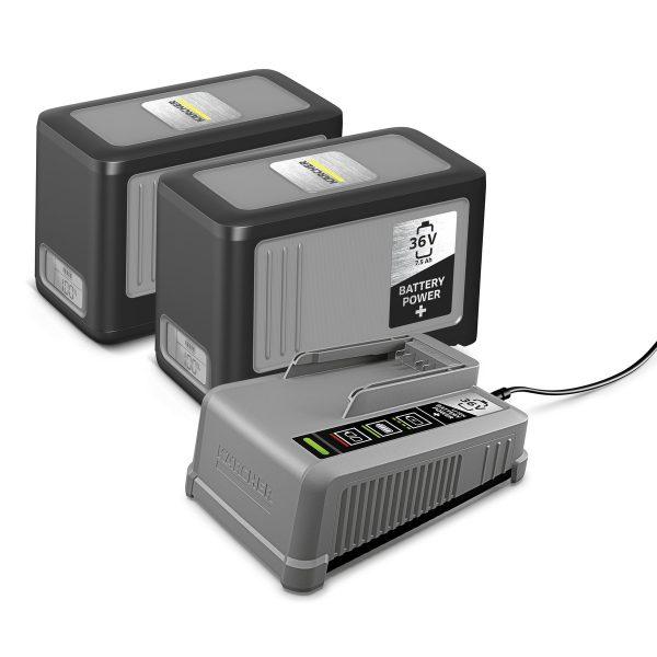 Starterkit Battery Power+ 36/75